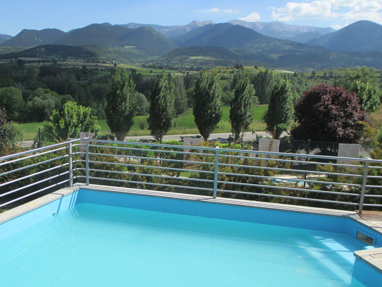 Exteriors i piscina